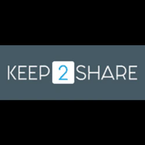 Keep2share Premium Key 365 days