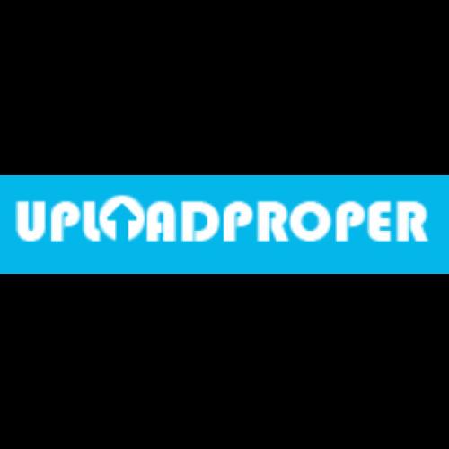 Uploadproper Premium 120 Days