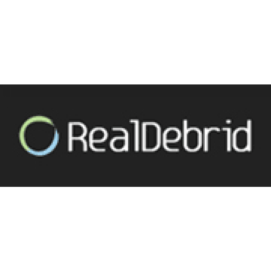 Real-debrid Voucher 360 days, Real-debrid Voucher Premium, Real